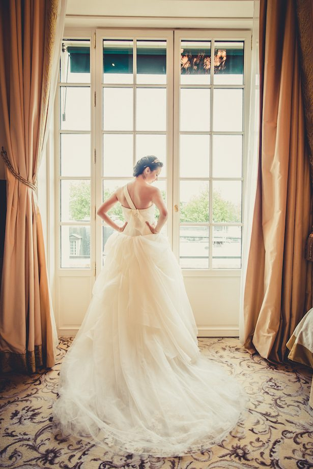Beautiful bridal picture - Pierre Paris Photography