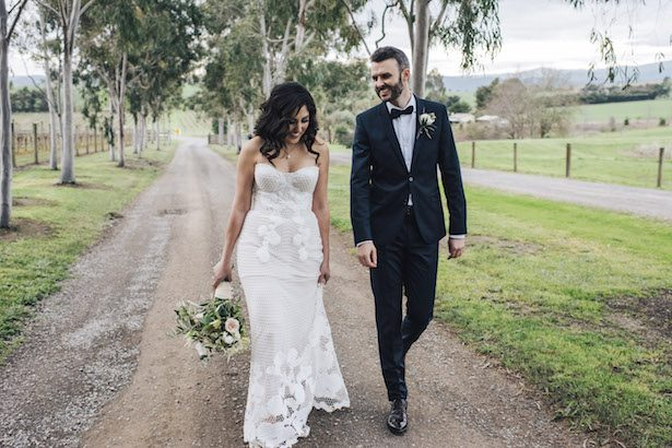 Beautiful bride and groom picture - The White Tree Photography