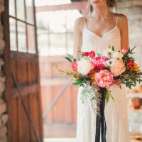 Beautiful wedding bouquet - Gideon Photography