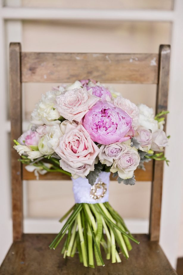 Beautiful wedding bouquet - Calli B Photography's
