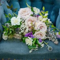 Beautiful wedding bouquet - Kristen Borelli Photography