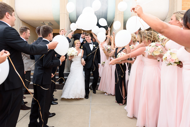 Beautiful wedding ceremony picture - Katie Whitcomb