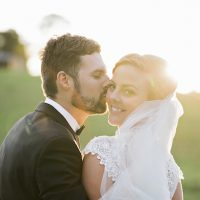 Beautiful wedding photo - Calli B Photography's