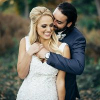 Beautiful wedding picture - The WaldronPhotography