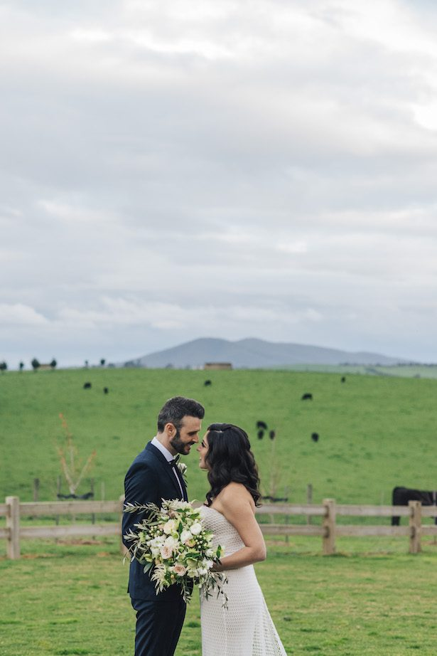 Beautiful wedding picture - The White Tree Photography