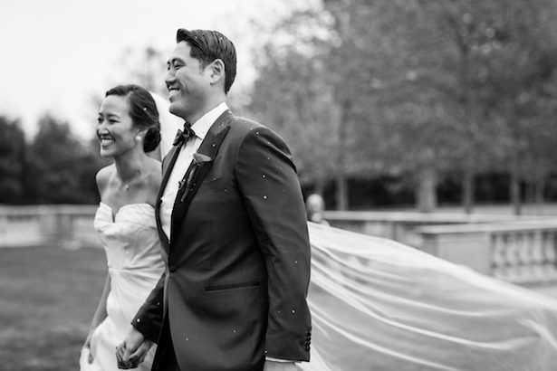 Black and white wedding photo - Cody Raisig Photography