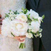 Peony Bridal bouquet - Erin Johnson Photography