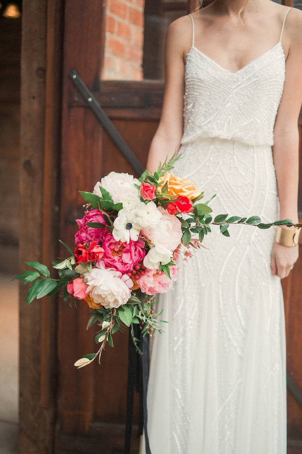 Bridal bouquet - Gideon Photography