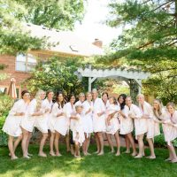 Bridesmaid Robes - Katie Whitcomb