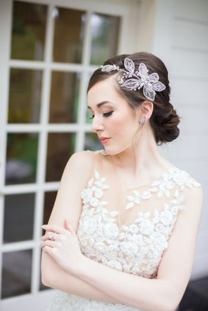 Romantic Bridal look - L'estelle Photography