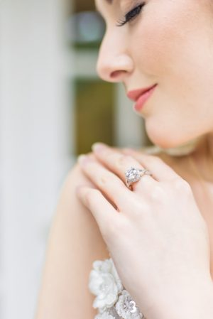 Bridal ring - L'estelle Photography