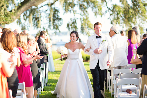 Bride and groom ceremony pictures - Sunny Lee Photography