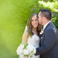 Bride and groom photo - Erin Johnson Photography