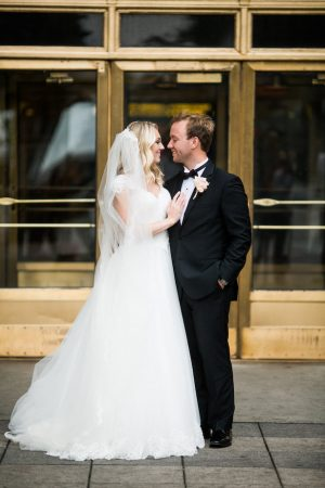 Bride and groom portrait - Style and Story Photography