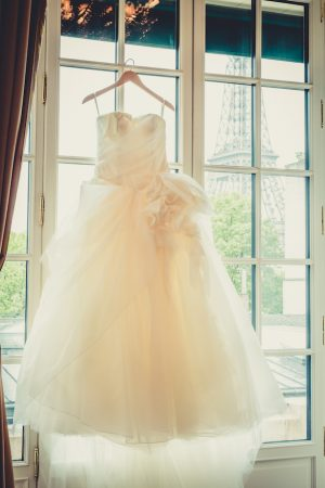 Princess Wedding dress - Pierre Paris Photography