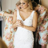 Bride getting ready - The WaldronPhotography