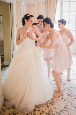 Bride getting ready picture - Pierre Paris Photography