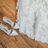Bride shoes - Olli Studio