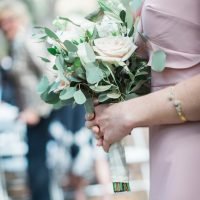 Bridesmaid bouquet - Kiel Rucker Photography