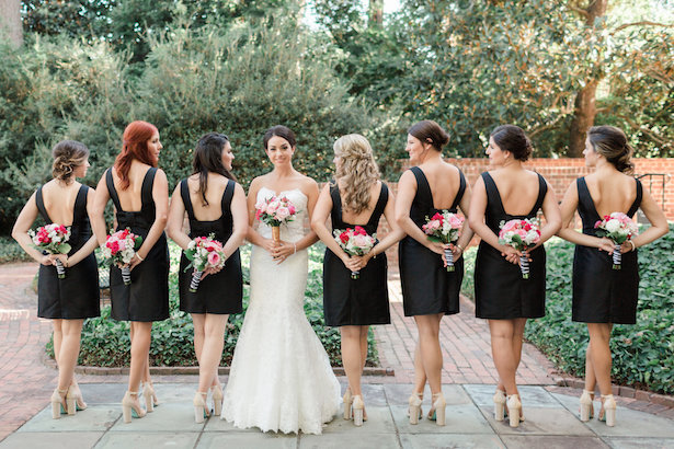 Kate Spade Inspired Bridal Party - Alicia Lacey Photography