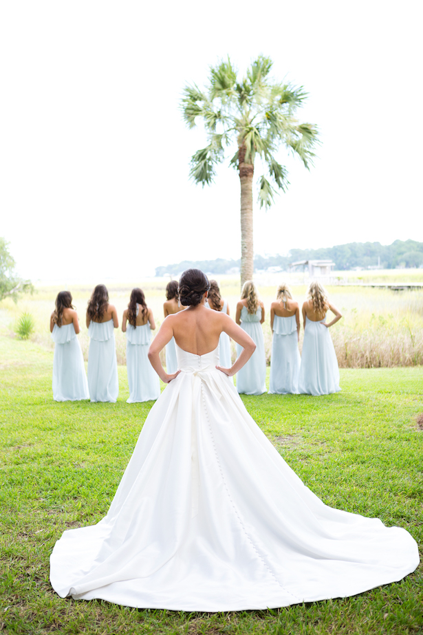 Bridesmaid picture ideas - Sunny Lee Photography