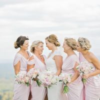 Bridesmaid pictures - Calli B Photography's