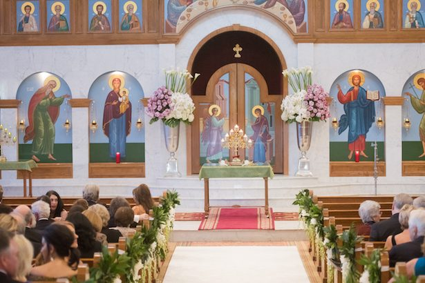 Church wedding ceremony - Ace Cuervo Photography