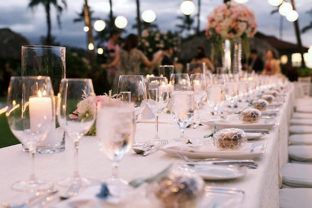 Classic wedding tablescape - Anna Kim Photography
