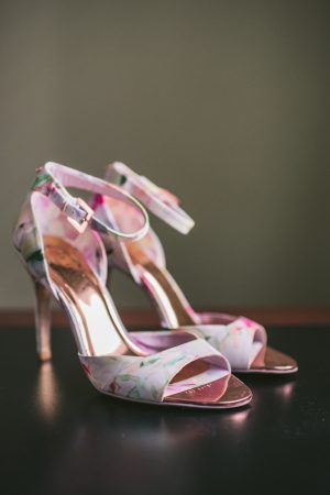 Colorful wedding shoes - Manifesto Photography