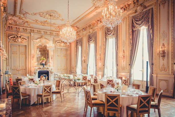 Elegant french wedding - Pierre Paris Photography