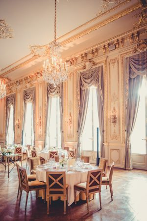 Paris Wedding Reception - Pierre Paris Photography