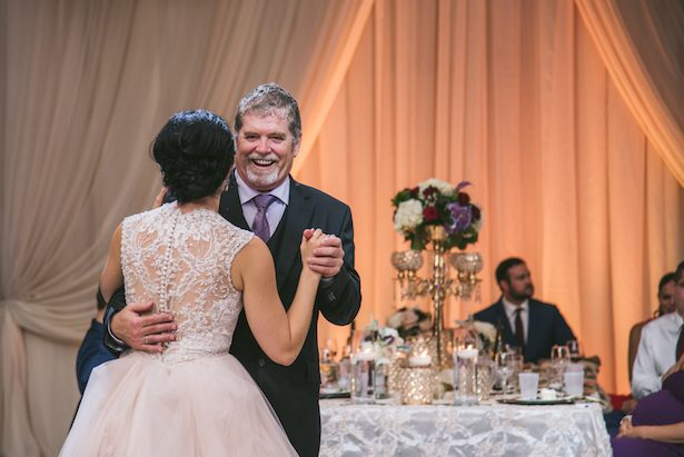 Father and bride dance - Manifesto Photography