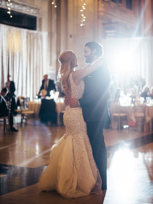 First wedding dance - The WaldronPhotography