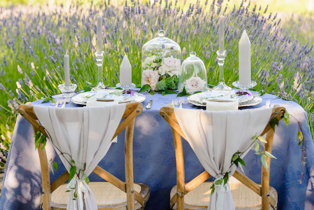 Rustic Sweetheart table - Kristen Borelli Photography