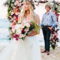 Fresh Floral-Inspired Wedding Fashion - Absolutely Loved Photography