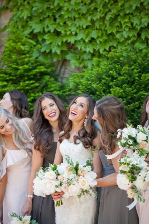 Fun bridesmaid picture - Erin Johnson Photography