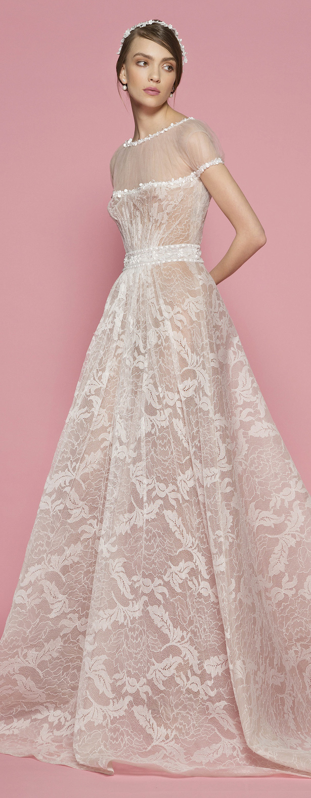 Georges Hobeika Bridal 2018 Wedding Dresses - Belle The Magazine