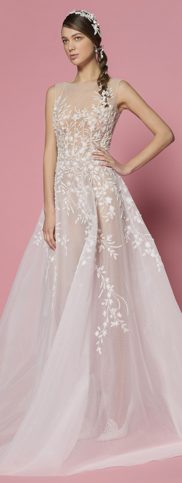 Georges Hobeika Bridal 2018 Wedding Dress