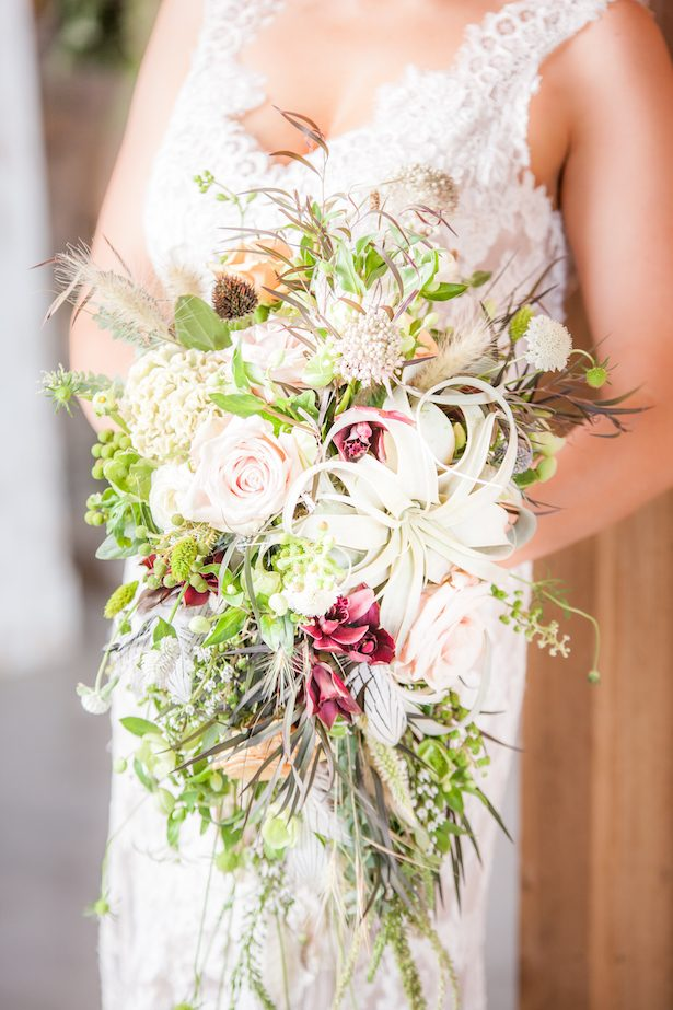 Gorgeous bridal bouquet - PPD Studios