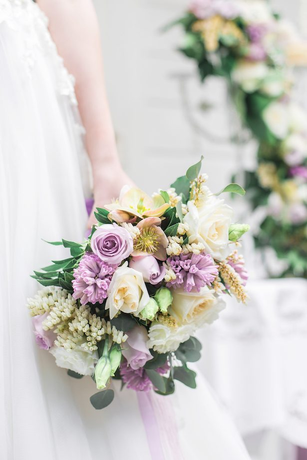 Gorgeous wedding bouquet - L'estelle Photography