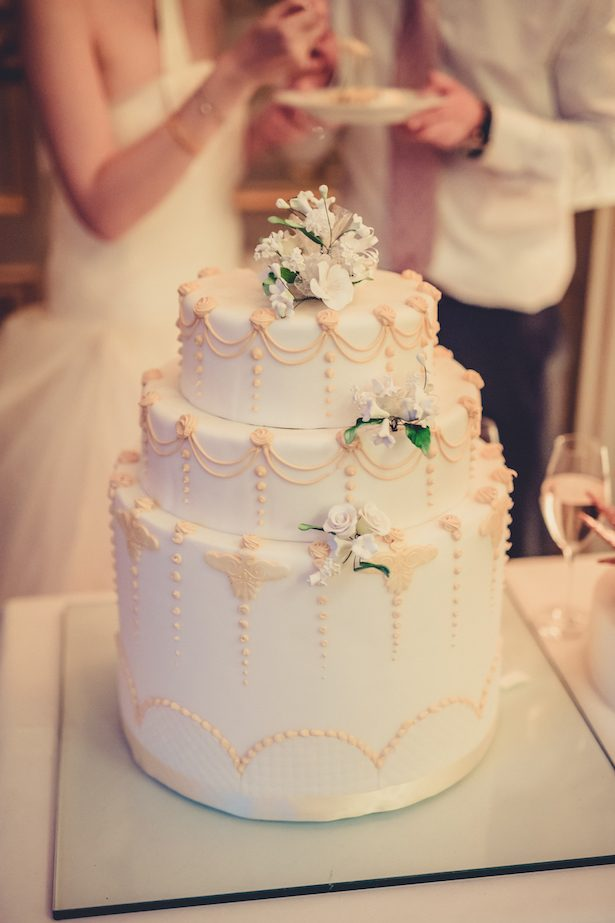 Gorgeous wedding cake - Pierre Paris Photography
