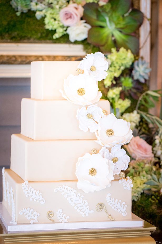Gorgeous wedding cake - PPD Studios