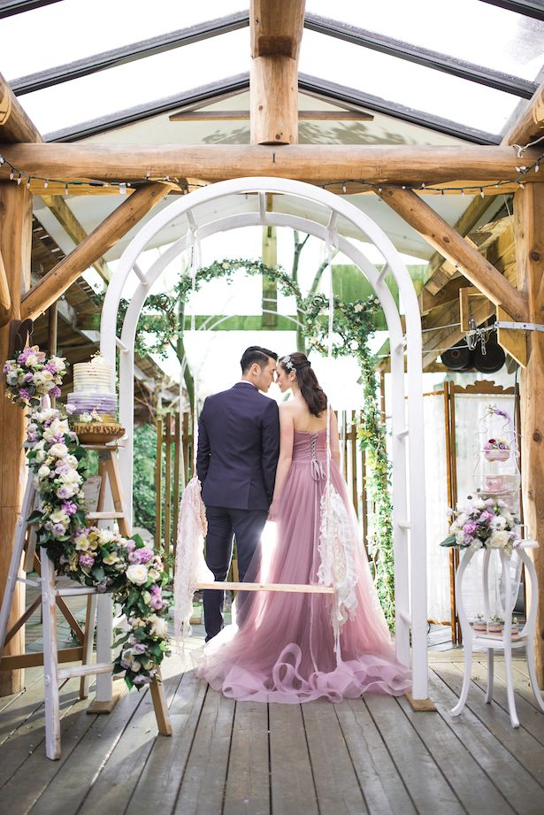 Gorgeous wedding picture - L'estelle Photography