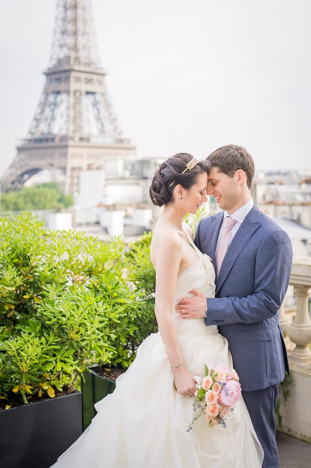 Paris Wedding picture - Pierre Paris Photography