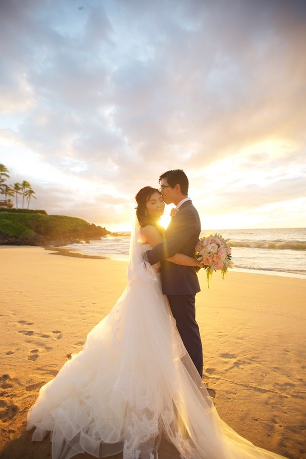 Hawaii wedding - Anna Kim Photography
