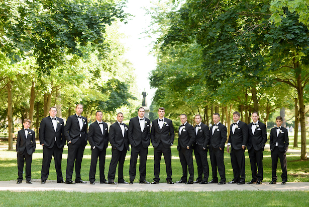 Groomsmen photo - Katie Whitcomb