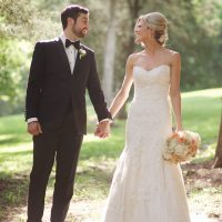 Outdoor wedding picture ideas - Justine Wright Photography