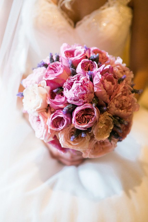 Pink and Lavender Glamorous Wedding