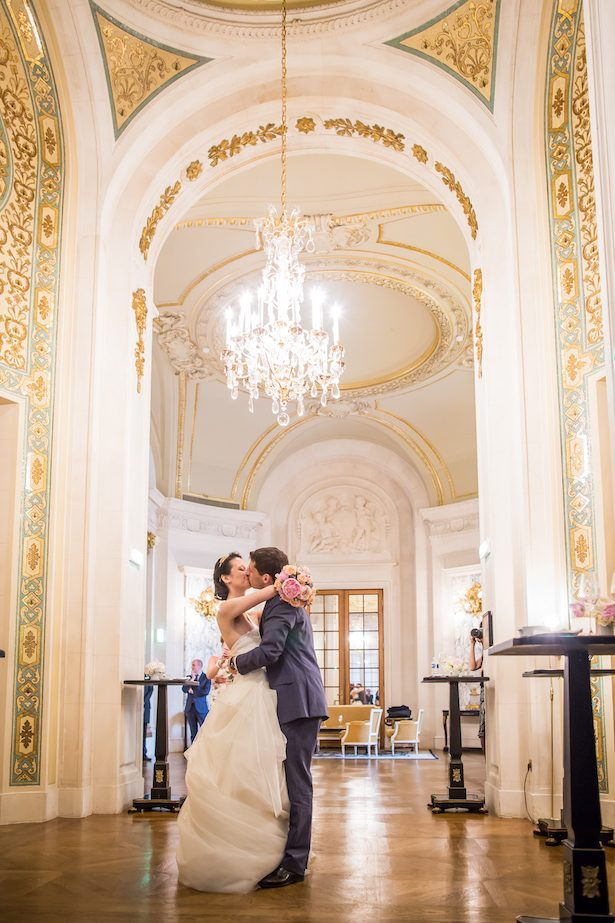 Luxury Paris Wedding - Pierre Paris Photography