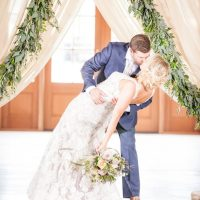 Romantic wedding picture - PPD Studios